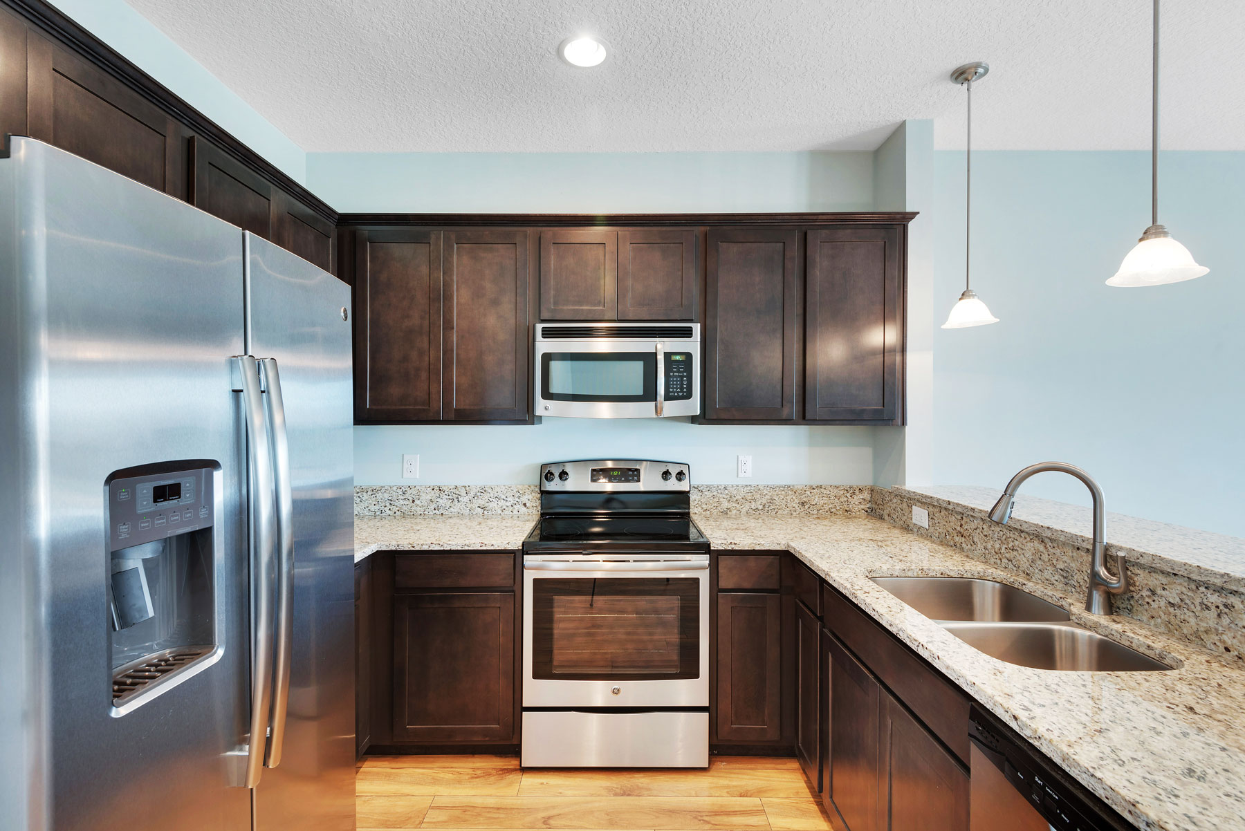 Miller's Landing at Lake Powell will offer stainless steel appliances and granite countertops.